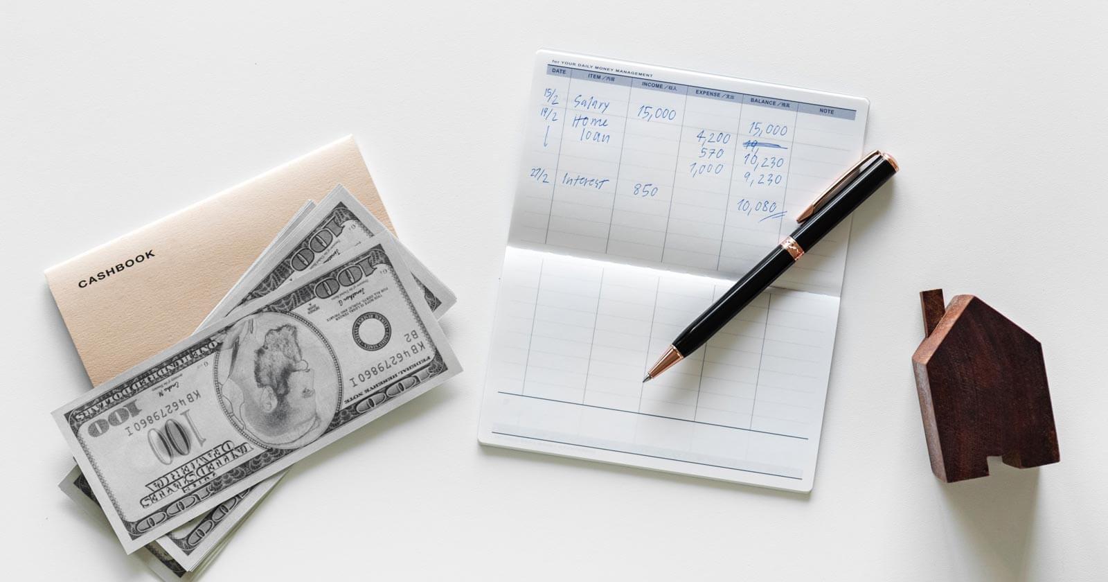 Einnahmen und Ausgaben